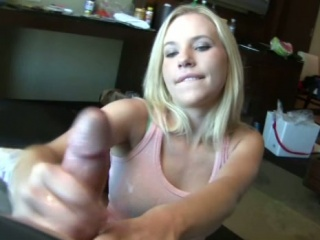 Mobile Handjob Videos: Crystie